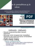 Tajuk 15 - Kaitan Undang-undang & Liabiliti Perundangan Dalam Sukan