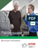 Training Booklet 2013
