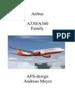 A330 Afs English | Aviation | Aircraft
