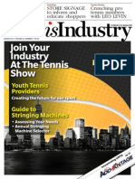 201408 Tennis Industry magazine
