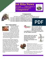 St Rita News Volume 3 Issue 13