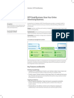 DFP Small Business Information