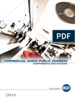 Commercial Audio Catalogue En