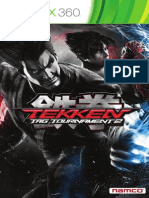Tekken Tag2 Us en Emanual