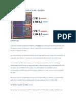 Microprocesadores de Doble Nucleo