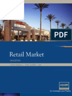 Q3 2009 Houston Retail Market Report
