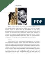 Antara Soekarno Dan Soeharto