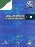 Manual de Desinfeccion Hospitalaria