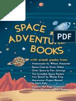 Space Adventure Books