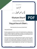 Sayyid Isa Gilani