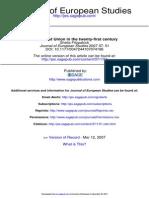 Journal of European Studies 2007 Fitzpatrick 51 71