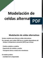 Modelación de Celdas