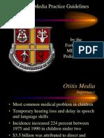 Otitis Guideline