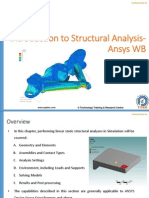 TTRC_ Intro to Static Analysis _Ansys Products