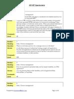 ASP NET Questionnaire[1]