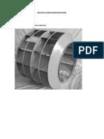 Rotor de Ventilador Industrial