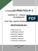 T.P. Metdología Unidad 4