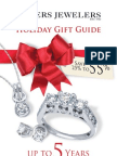 Rogers Jewelers Holiday 2009 Book
