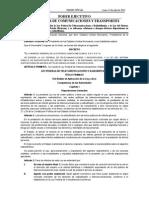 Ley Federal de Telecomunicaciones y Radiodifusion y La Ley Del Sistema Publico de Radiodifusion Del Estado Mexicano y Se Reforman Adicionan y Derogan Diversas Disposiciones en Materia de Telecomunicaciones y Radiodifusion