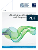 EV-61 - US climate change policy and the power sector