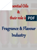 Essential Oils Market Brief