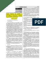 Ds 006-2014-Pcm Modif Reglam Libro Reclamaciones