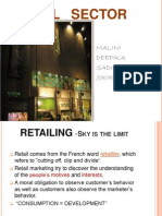 21988952 Retail Sector