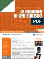 Le Indagini Eurisko 2012