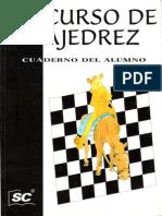 De La Villa - Curso de Ajedrez 1. Cuaderno Del Alumno