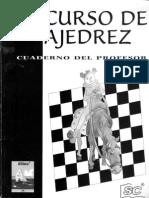 De La Villa - Curso de Ajedrez 1. Cuaderno Del Profesor