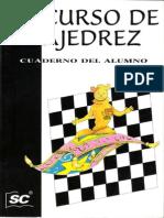De La Villa - Curso de Ajedrez 2. Cuaderno Del Alumno