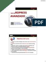 Taller de Wordpress Avanzado 1