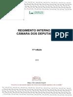 Regimento Interno CD 11Edição