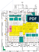 Floor Plan Hall D - 3 JULY