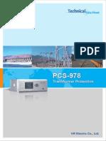PCS-978 Data Sheet