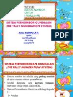 PKP 3183 Sistem Pernomboran Gundalan