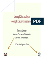 Analysis Complex Samples 131108