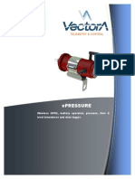 IVL Flow Control Ltd - EPressure Data Sheet
