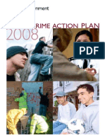 Youth Crime Action Plan