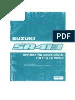Manual Book Forsa Type SA413