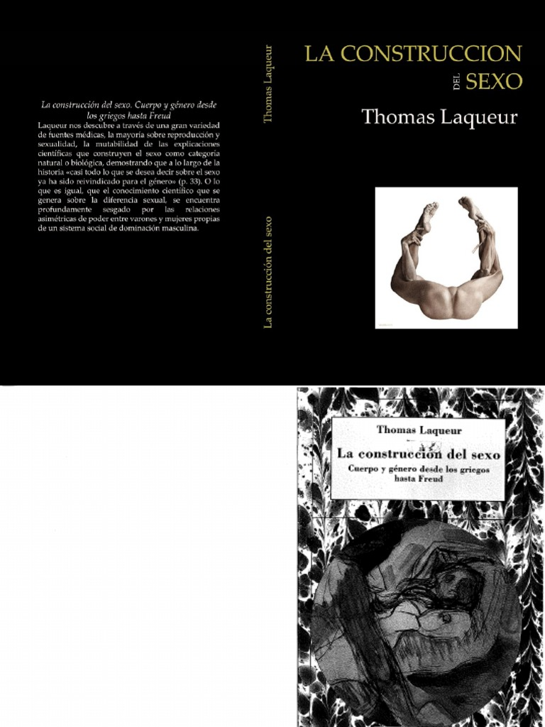 Lacqueur Thomas - La Construccion Del Sexo.pdf