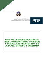 Guía Oferta Educativa 2008