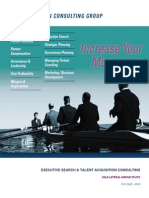 Koltin Consulting Group, Inc. - Lateral Hiring Study - First Half 2014