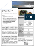 FP-5500 Data Sheet Rev E-Altera