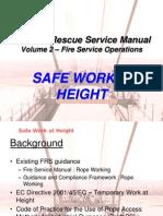 John Burke - Safe Work at Height