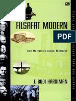 0596 [www.pustaka78.com] Filsafat modern- dari Machiavelli sampai Nietzsche Oleh F. Budi Hardiman pg78.pdf