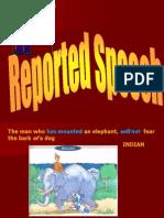 Reported Speech Fisrt Review