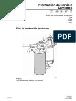 Filtro Comb.sustitucion