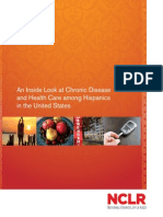 An Inside Look at Chronic Disease and Healthcare Among Hispanics in the United States