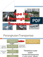 Dasar Rekayasa Transportasi